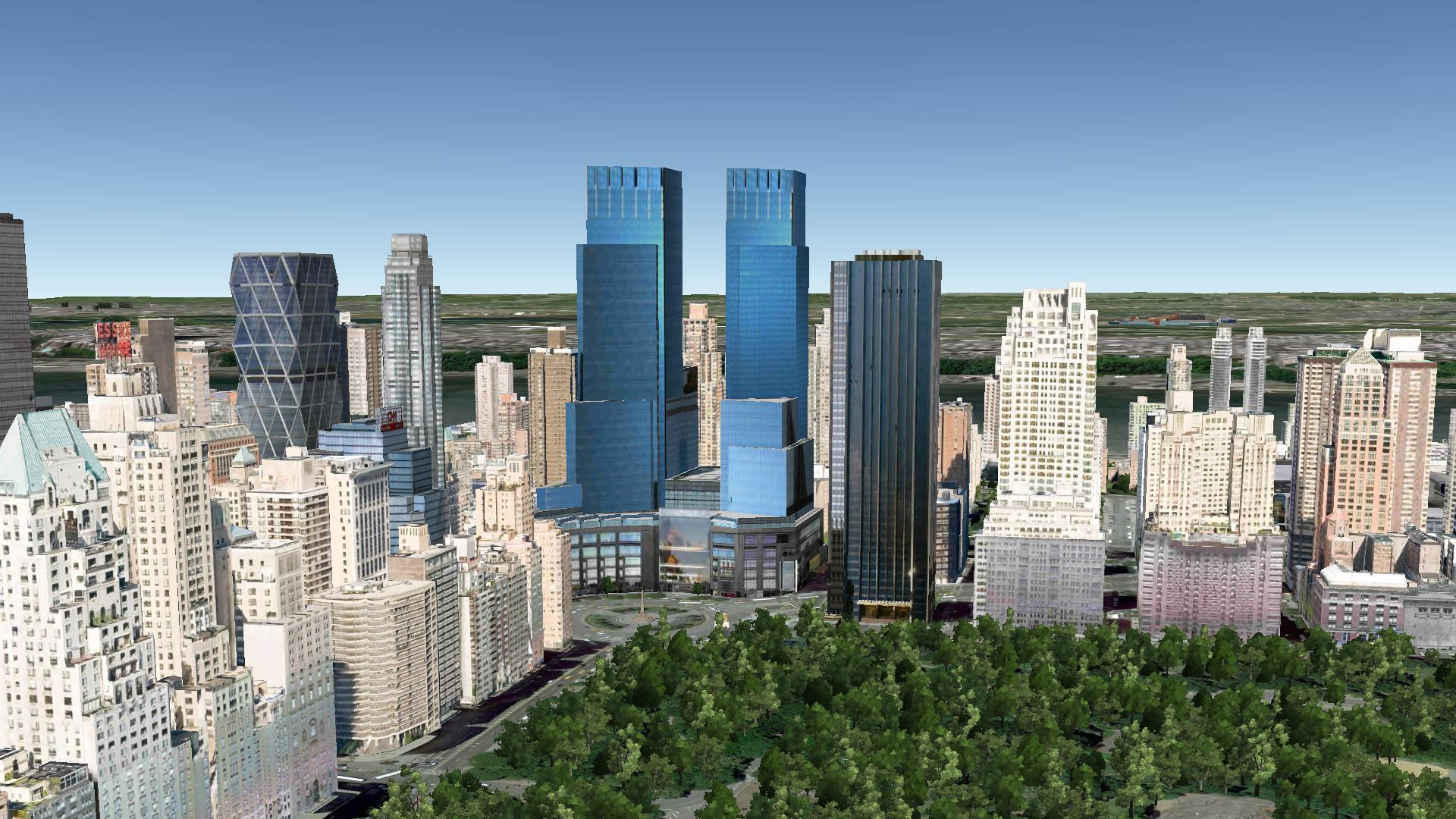 Residences at the Mandarin Oriental, 80 Columbus Circle has received a ...